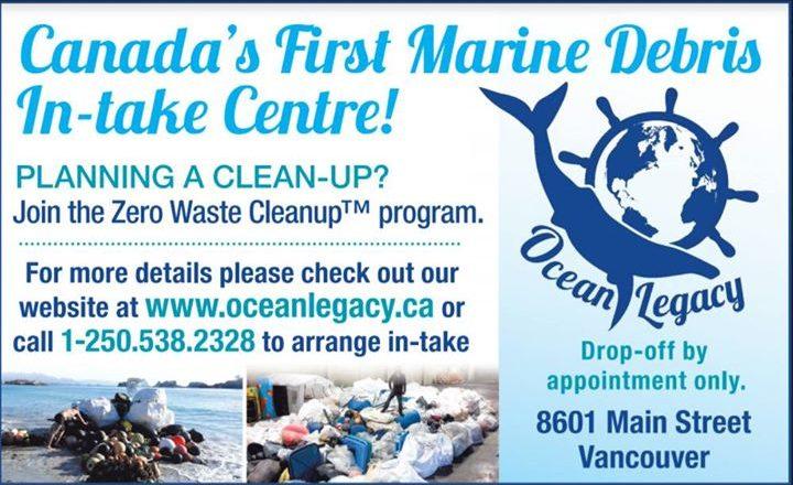 Sorting Ocean Plastic!