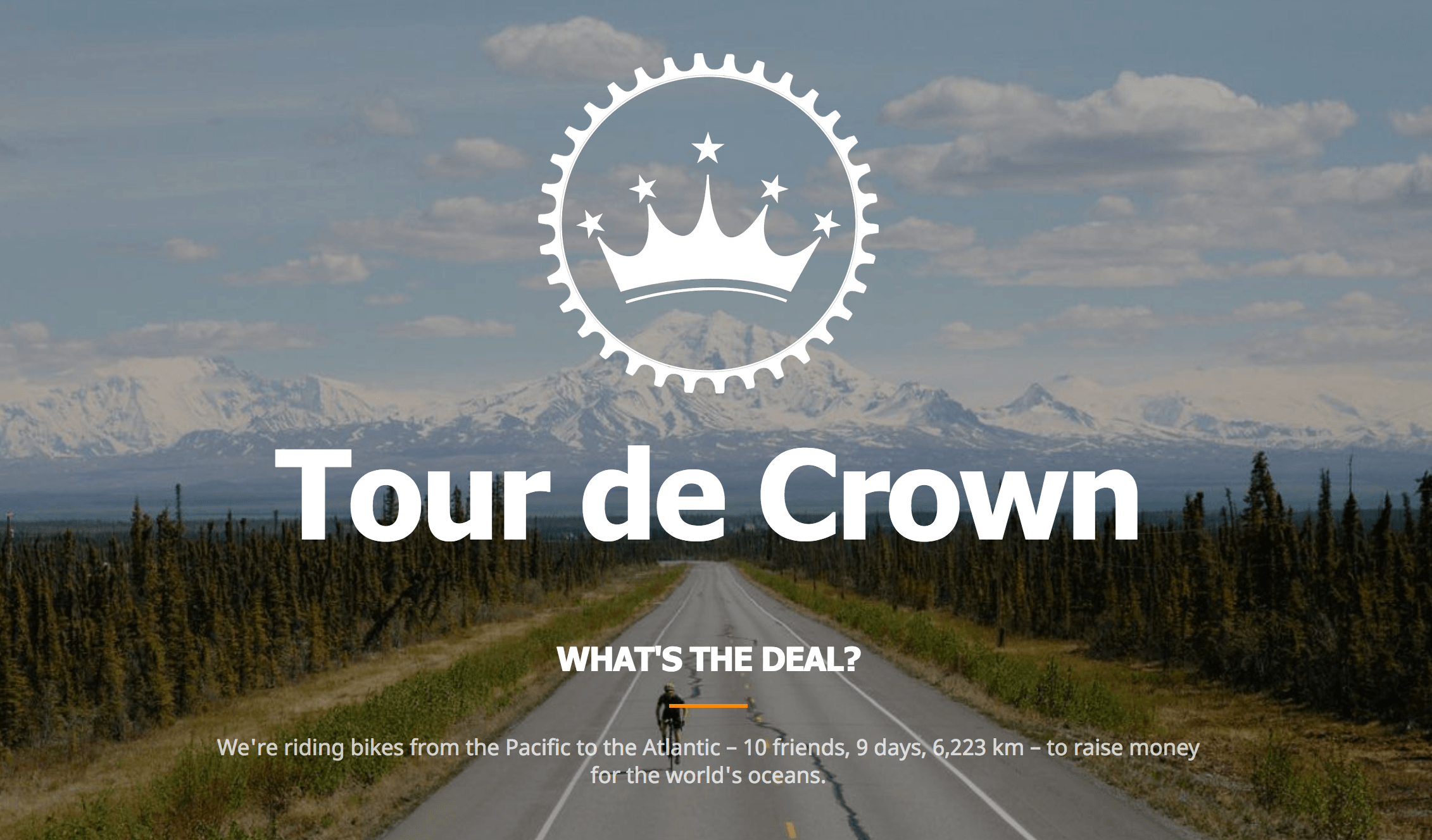 Tour de Crown
