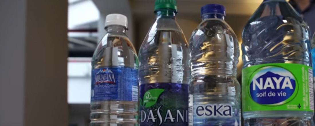 The National - Microplastics in Bottled Water