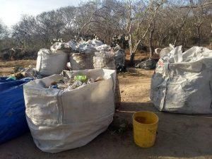 Community of Via Del Mar, Mexico Continue Recycling Efforts