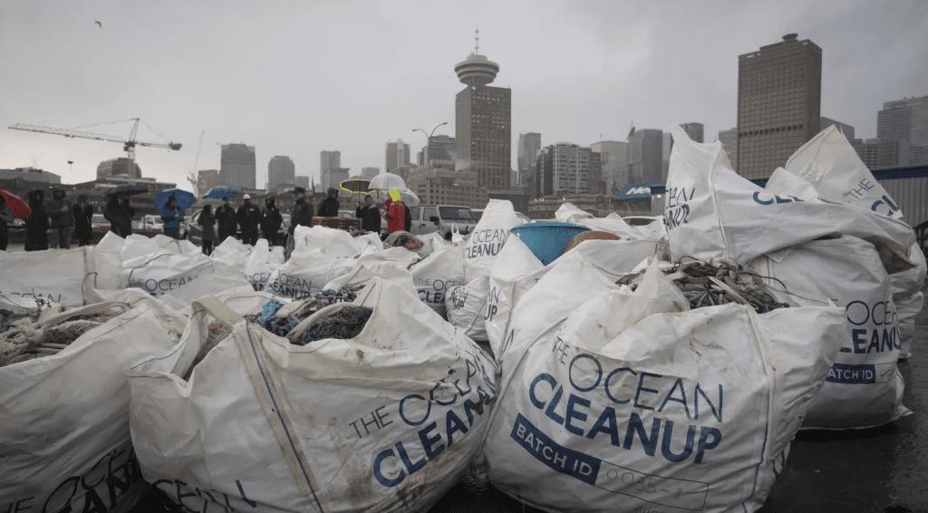 ocean cleanup bags