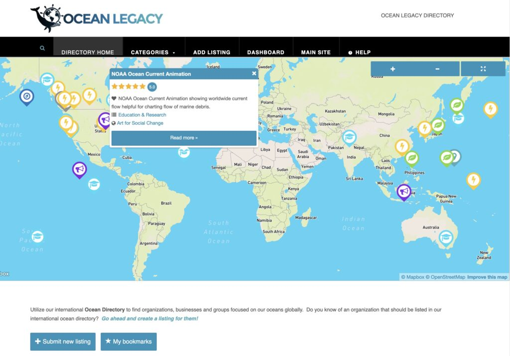 ocean_directory_screenshot