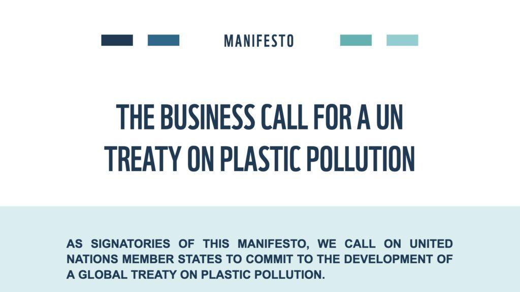 plastic pollution treaty